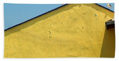 Ensenada Harbour Fish Market 33 Beach Towel