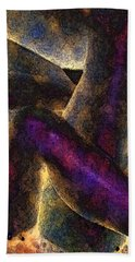 Entwined Beach Towel