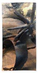 Equestrian Discipline Beach Towel