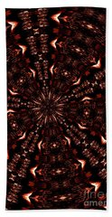 Beach Towel featuring the photograph Eternity by Robyn King