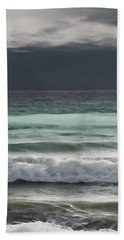 Even Tides Beach Towel