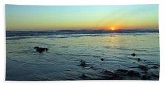 Evening Sunset Beach Sheet