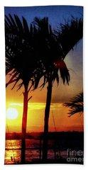 Evening Surf Beach Sheet