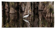Everglades0419 Beach Towel