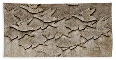 Evolution No. One Beach Towel by Andrea Kollo