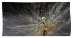 Beach Towel featuring the photograph Explosion by Michelle Meenawong