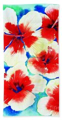 Exuberance Beach Towel