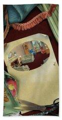 Fabrics And Trimmings Beach Towel