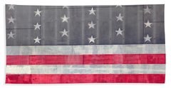 Faded Glory Beach Towel by Art Block Collections