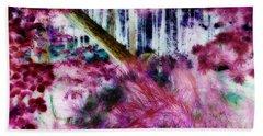Beach Towel featuring the photograph Fairy Tropicolor by Jamie Lynn
