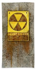 Fallout Shelter #1 Beach Towel