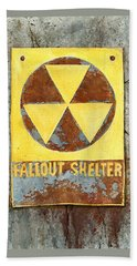 Fallout Shelter #2 Beach Towel