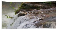 Falls Of Alabama Beach Towel