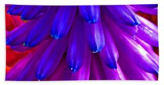 Fantasy Flower 5 Beach Sheet
