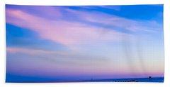 Fantasy Pier Beach Sheet