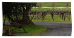 Farm And Vineyard Beach Sheet