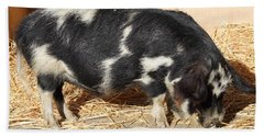 Farm Pig 7d27356 Beach Towel