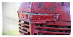 Farmall Beach Towel