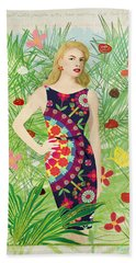 Fashion And Art - Limited Edition 1 Of 10 Beach Towel