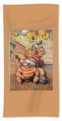 New Yorker September 6th, 1993 Beach Towel