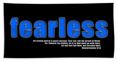 Fearless Beach Sheet