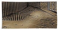 Fence Line Beach Towel