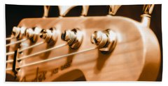 Fender Jazz Beach Sheet