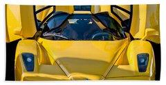 Ferrari Enzo Beach Towel