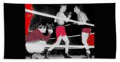 Film Noir Cinematographer James Wong Howe John Garfield Body And Soul 1947 Color Added 2013 Beach Sheet