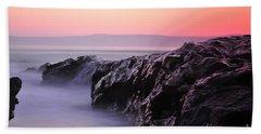Fine Art Water 8 Beach Sheet