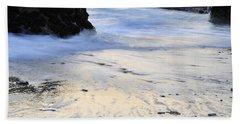 Fine Art Water Beach Sheet