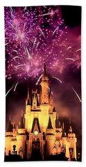 Fireworks 2 Beach Sheet