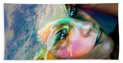Fish Out Of Water Beach Towel