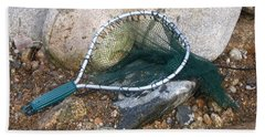 Fishing Net Beach Towel