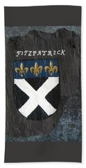 Fitzpatrick Beach Towel