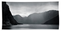 Fjord Rain Beach Sheet