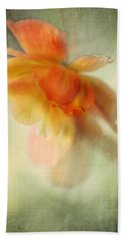 Flame Beach Towel