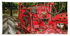 Flash On Farmall Beach Sheet