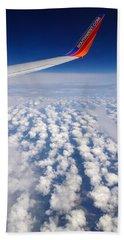 Flight Home Beach Towel