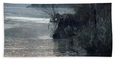 Beach Towel featuring the photograph Flint River 28 by Kim Pate