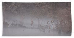 Beach Towel featuring the photograph Flint River 7 by Kim Pate