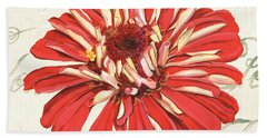 Floral Inspiration 1 Beach Towel