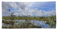 Florida Everglades 0173 Beach Sheet