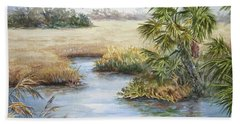 Florida Wilderness IIi Beach Towel