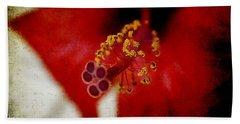 Flower Abstract Beach Sheet