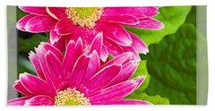 Flower1 Beach Sheet