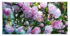 Flowering Almond Beach Sheet