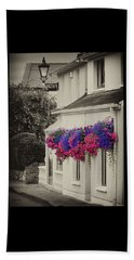 Flowers In Cashel Beach Towel