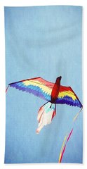 Fly Free Beach Towel