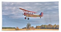 Flying Circus Barnstormers Beach Sheet